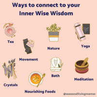 Connecting To Your Inner Wise Wisdom Tools