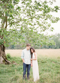 Big Spring Farm Engagement-0222