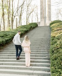 st-louis-stairs-engagement-photos