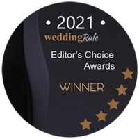 Winner of the editor's choice award for wedding photography in Arizona 2021