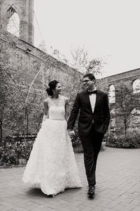 dumbo brooklyn wedding photographer