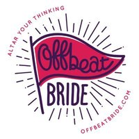 Featured on offbeat bride