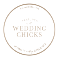 Wedding-Chicks-badge gold