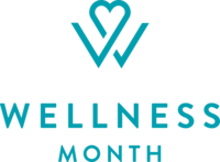 Wellness Month Logo-Teale
