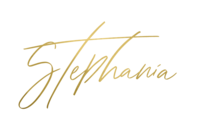 Steph Gold Signature