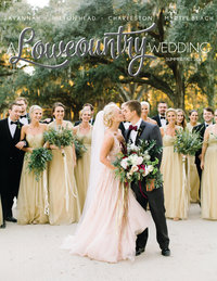 A Lowcountry Wedding Summer Fall 2017 Cover