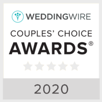 Wedding Wire Couples' Choice Award Winners in 2020