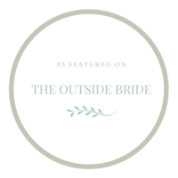 The Stars Inside - Featured on The Outside Bride