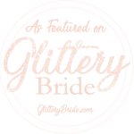 The Glittery Bride Rose Pedal