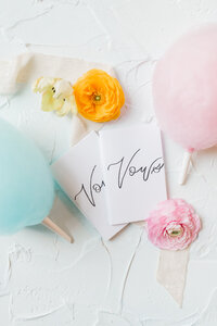 Cotton Candy Wedding in Columbus Ohio Details