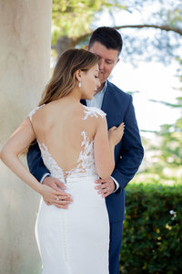 villa ephrussi French riviera wedding photographer