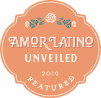 Amor Latino Unveiled Featured Badge