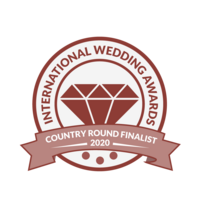 Country Round Badge