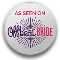 Link to a blog on offbeat pride featuring him and her wedding photography