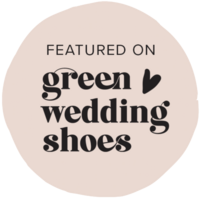 Featured on Green Wedding Shoes!