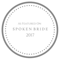 Featured on Spoken Bride