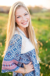 Charleston Senior Portrait Session | Hope Taylor Photography