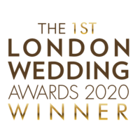 London Wedding Awards Winner