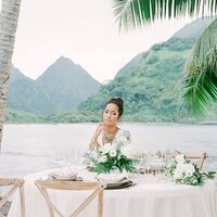 Wedding Details in Bora Bora, Fine Art