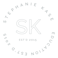 sk education monogram