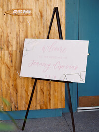 pirouettepaper.com | Wedding Stationery, Signage and Invitations | Pirouette Paper Company | Welcome + Unplugged Signs 31