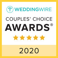 Wedding Wire Couples Choice Awards for Nichole Emerson Photography in 2019