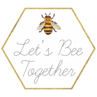 Lets Bee Together Feature Badge
