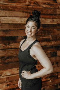 Coach Mindy Tacoma Vie Athletics Strength and Sisterhood Gym in Puyallup, South Hill, Bonney Lake, Washington