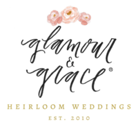 Floral design at glamour and grace