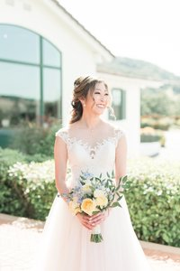 Romantic Wedgewood Eagle Ridge Wedding Gilroy CA-7