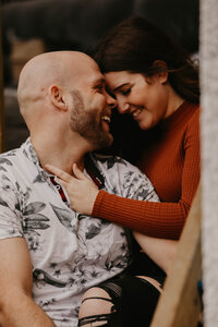 Engagement Shoot in Kelowna, BC by  Kelowna Wedding Photographer Photos by Pala Mikayla