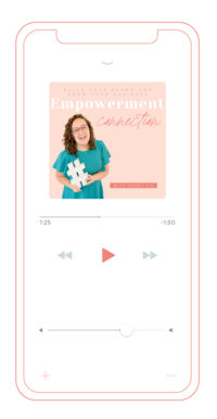 The Empowerment Connection Podcast Mockup Pink_Podcast Mockup