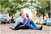 Rebekah Emily Photography Washington DC Photographer Old Town Alexandria Engagement Session_0001