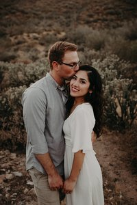 Phoenix-Desert-Engagement Photos2