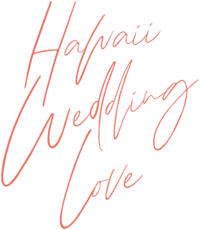 Hawaii Wedding Love - Custom Brand Logo and Showit Web Website Design by With Grace and Gold - 4