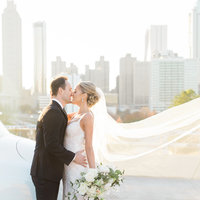 Atlanta History Center Swan House wedding photographer Rebecca Cerasani