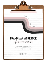 SIYL Brand Map Workbook image