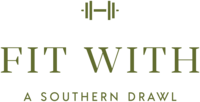 A Southern Drawl - Lifestyle Fitness Blog by Grace White - Custom Logo Design and Custom Showit Website Design by With Grace and Gold - 8