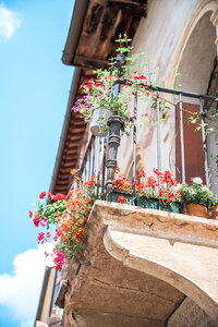 Balcony in Bassano del Grappa