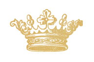 Gold crown graphic aspect of Adore Photo Studio Logo