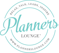 Planners Lounge Circle Logo