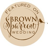 BROWN SPARROW WEDDING