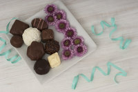 Milk Dark White Chocolate Assorted Collection Promise Chocolates