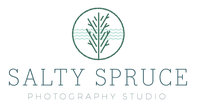 Salty Spruce Studio  North Carolina Wedding Photographer