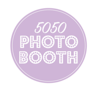 2018 5050 Photo Booth Logo