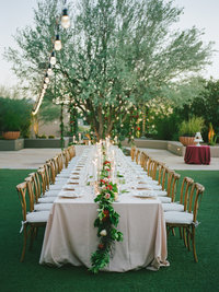 Your Jubilee Arizona Wedding Planner The Sanctuary Four Seasons