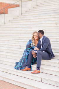 University of Virginia Engagement Session