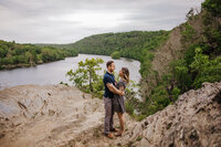 Engagement Photo Locations in CT