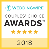 Wedding Wire Couple's Choice Badge