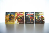Mighty Series 4 books